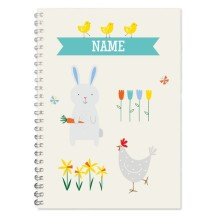 personalised-spring-parade-a5-notepad---lined-7a4db32641f4ac5d64caf2ec619474f9