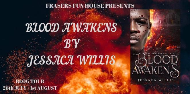 Blood Awakens Tour Banner