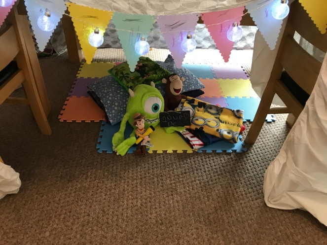 Blanket Fort Building With Time4sleep Fraser S Fun House