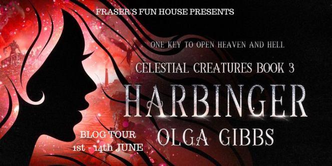 Harbinger Blog Tour Banner